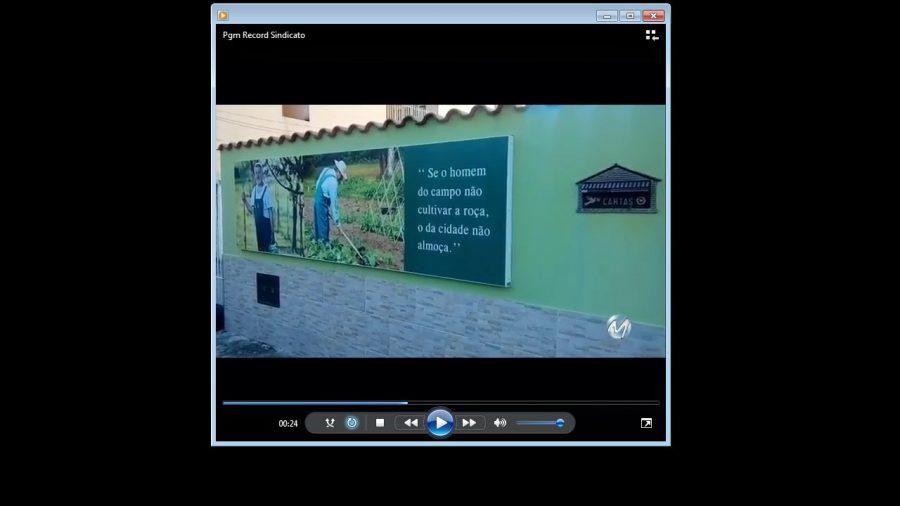 PROGRAMA BALANÇO NO CAMPO – TV RECORD REDE MAIS