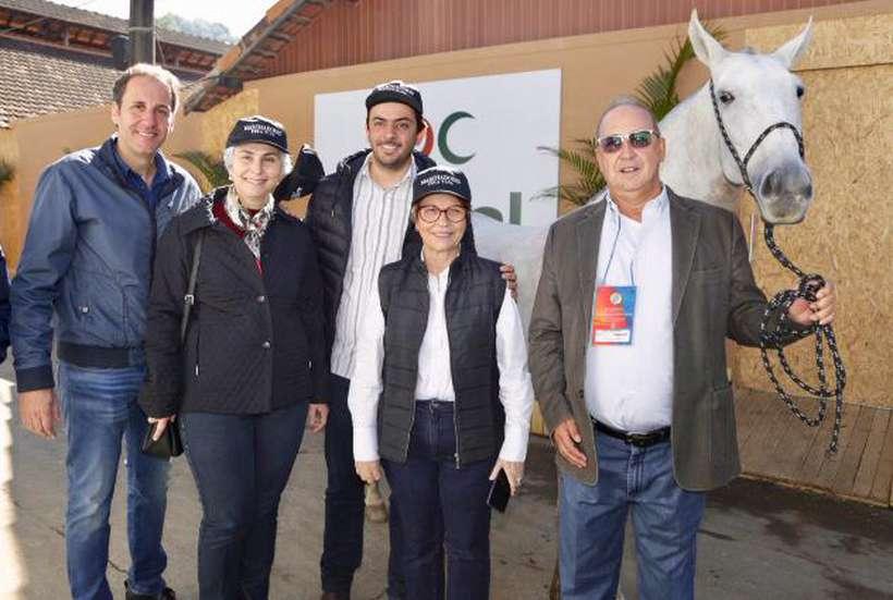 Ministra da Agricultura visita 38ª Exposição Nacional do Mangalarga Marchador