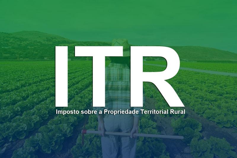 ITR 2019 – PRAZO DE DECLARAÇÃO TERMINA DIA 30 DE SETEMBRO